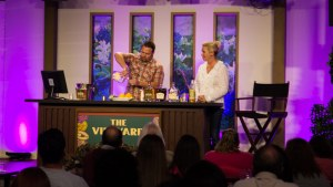 Mixology Demo - Epcot Food And Wine Festival