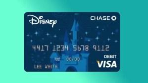 Chase Disney Visa Debit Card Discounts and Perks