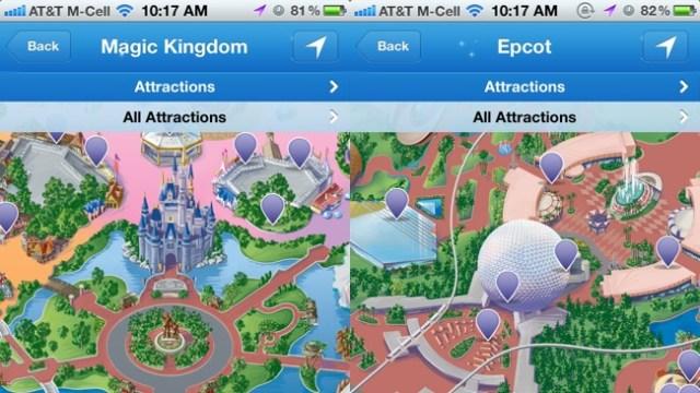 Disney-World-iPhone-App