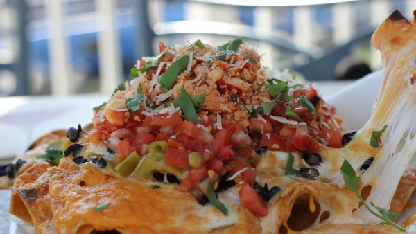 Disneyland - Lobster Nachos - Cove Bar