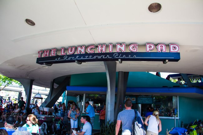 Lunching Pad - Magic Kingdom