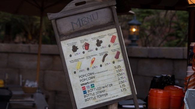 Mickey-Ice-Cream-Bar-Menu-Disney-World-Best-Dessert