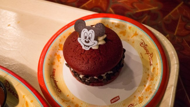 Mickey Whoopie Pie - Best Disney World Desserts