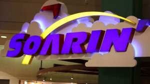 Soarin - Disney World Ride