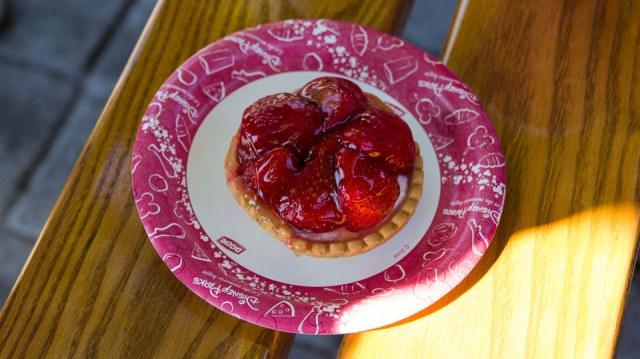 Strawberrry-Tart-Disney-World-Best-Dessert