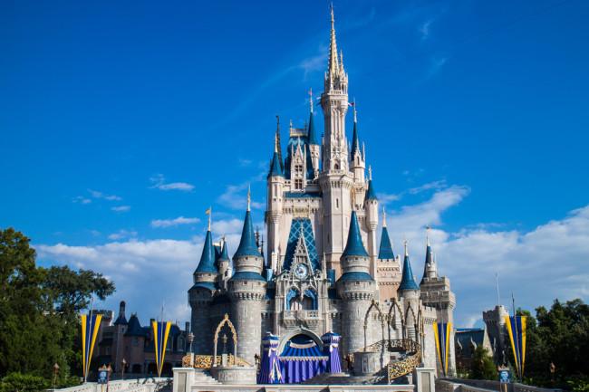 Cinderella Castle - Canon EOS M
