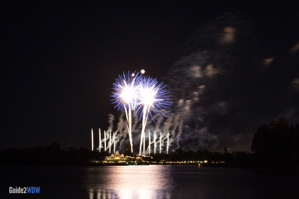 Best Restaurant In Magic Kingdom To Watch Fireworks