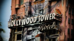 Tower of Terror - Disney World