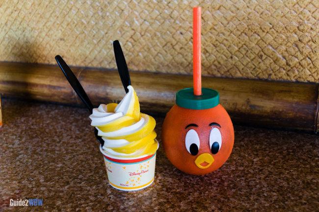 Citrus Swirl - Sunshine Tree Terrace - Magic Kingdom Dining - Disney World