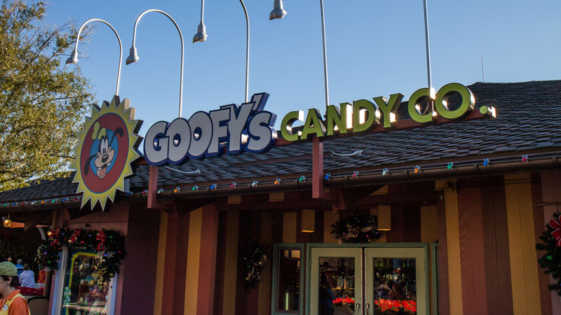 Goofy's Candy Co - Walt Disney World