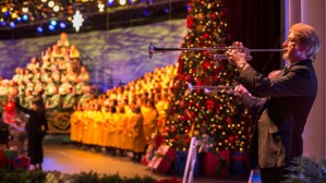 2018 Candlelight Processional and Epcot International Festival of the Holidays Dates Announced