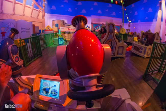 Hard to get Fastpass+ - Toy Story Midway Mania