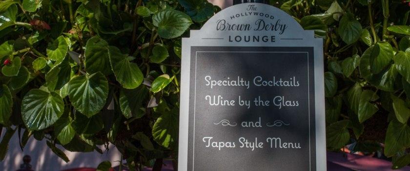 The Hollywood Brown Derby Lounge - Hollywood Studios Dining - Walt Disney World