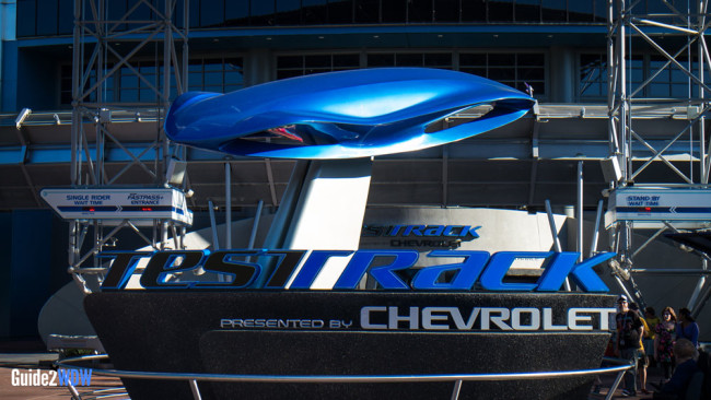 Test Track FastPass- Guide2WDW