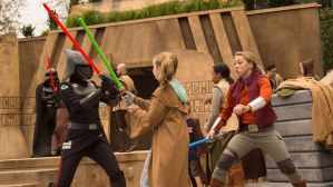 How to sign up for Jedi Training Academy at Disney World
