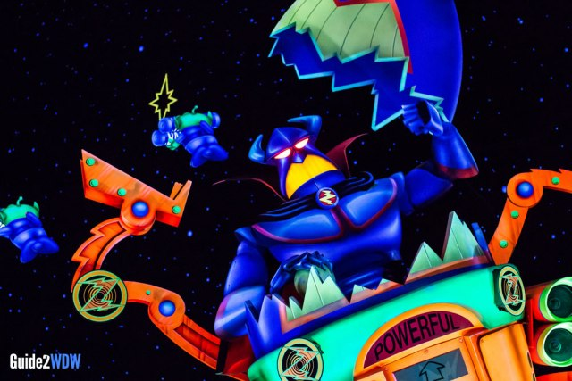 Buzz Lightyear - Zurg