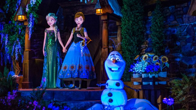 Frozen Ever After - Epcot Must Do