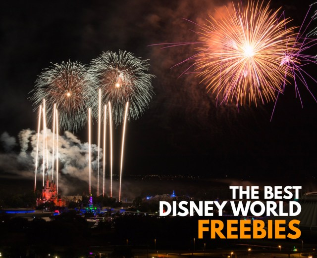 Disney World Freebies