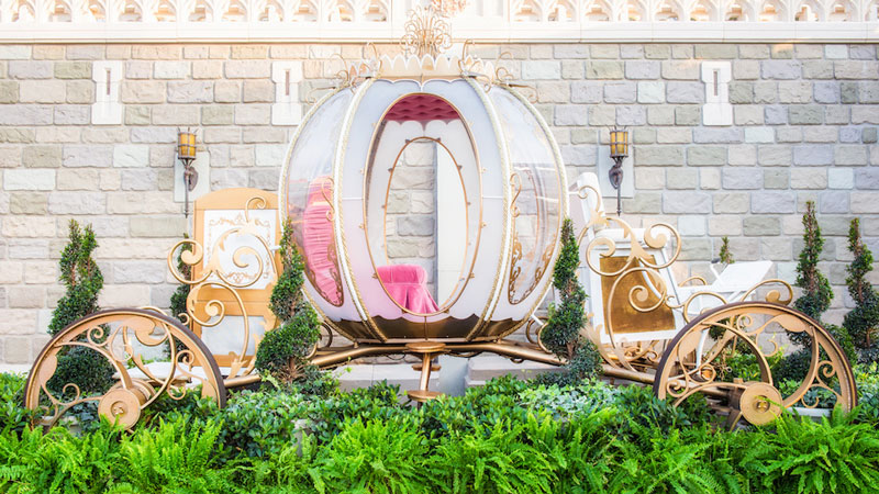 Have a fairytale Valentine's at Magic Kingdom with this fairytale photo-op