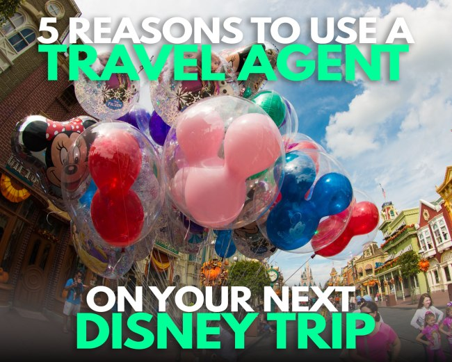 5 Reasons to use a travel agent at Disney World - Guide2WDW