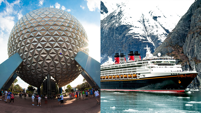 Disney World and Disney Cruise in One?! How to Plan A Land-And-Sea Disney Vacation