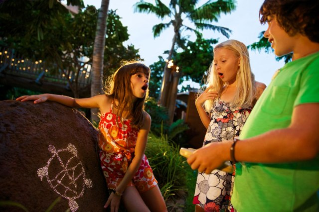 Menehune Adventure Trail - Disney Aulani