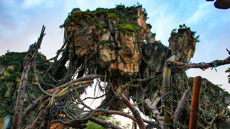 Pandora – The World of Avatar – Picture Report and Impressions!