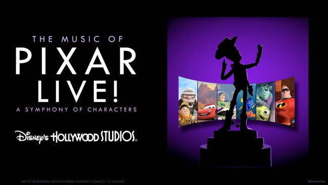 The Music of Pixar Live - Disney's Hollywood Studios
