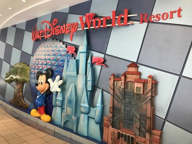 Disney World Store - Orlando International Airport
