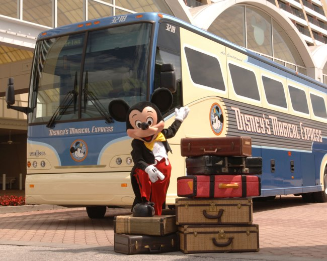 Disney World Magical Express