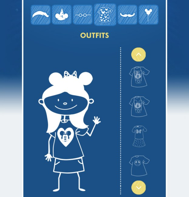 Disney Family Stick Figure - Free Disney Decal