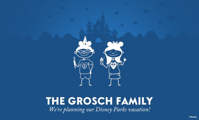 Free Disney Parks Decal