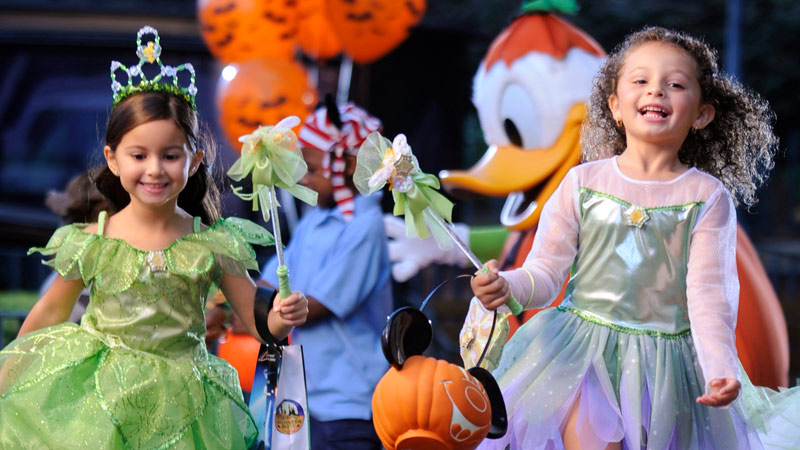 The Best Disney Halloween Costumes for Mickey's Not So Scary Halloween Party