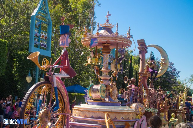 Soundsational Parade - Disneyland