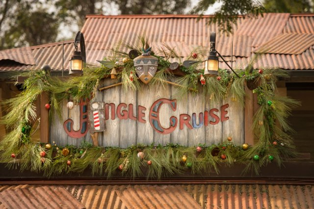 Jingle Cruise - Disney World