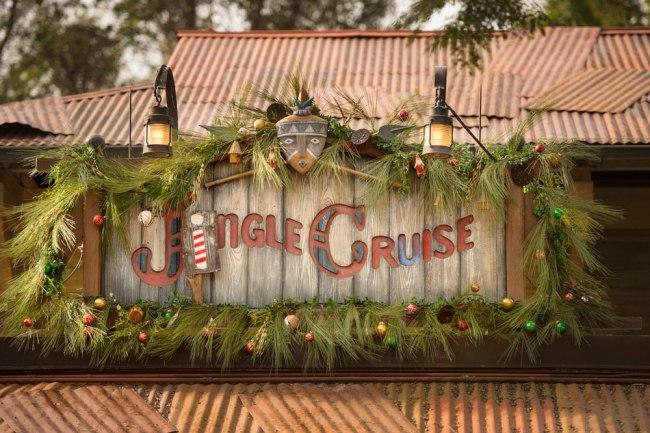 Jingle Cruise - Disney World