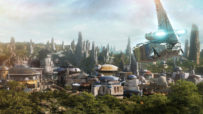 Star Touring Plans: New Timeline Continuity, Last Jedi Destination, Galaxy's Edge Scene Added to Star Tours