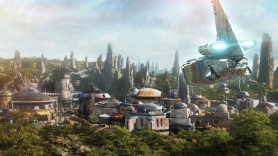 Batuu - Star Wars Galaxy's Edge