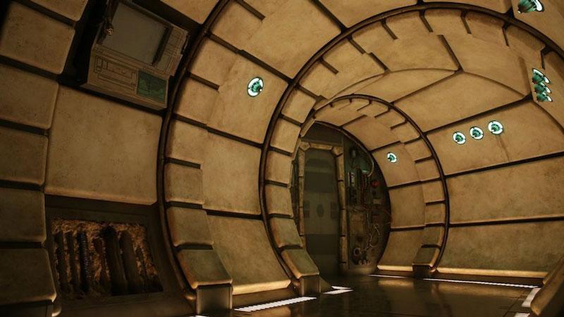 Millennium Falcon Ride - Star Wars Galaxy's Edge