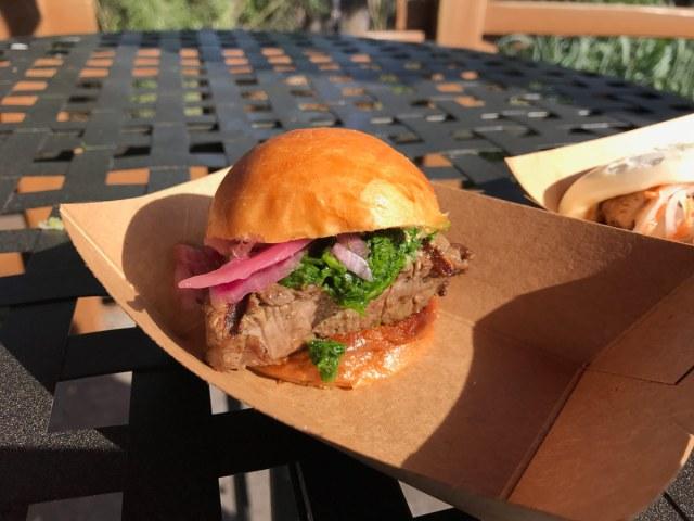 Slider - California Adventure Food and Wine Festival