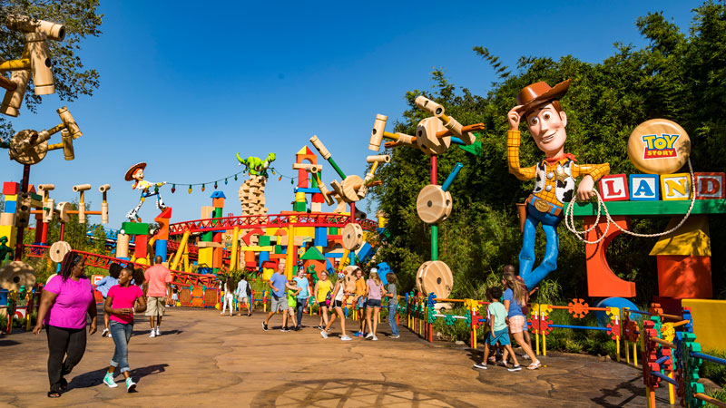 Toy Story Land Review - Guide2WDW - Disney World Review