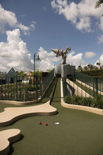 Fantasia Gardens - Disney World Putt Putt
