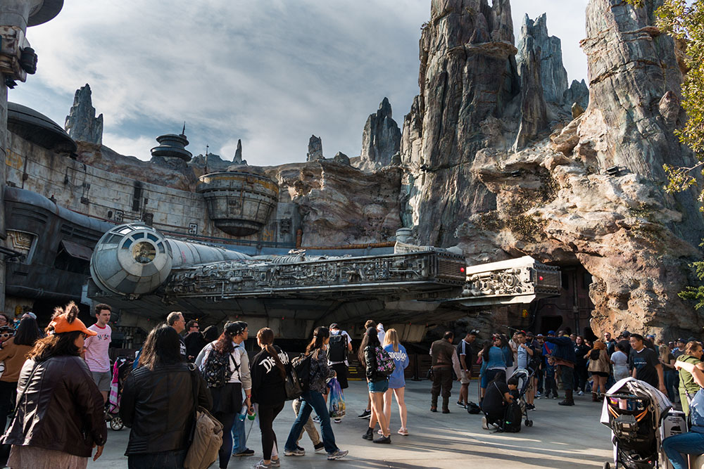 Details announced for Star Wars: Galaxy's Edge Passholder Preview: August 17-21