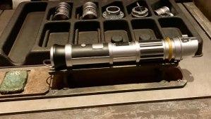 Savi's Workshop - Handbuilt Lightsaber at Star Wars Galaxy's Edge Review