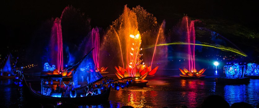 Rivers of Light - Animal Kingdom Show - Disney World Entertainment - Disney World Entertainment - Guide2WDW