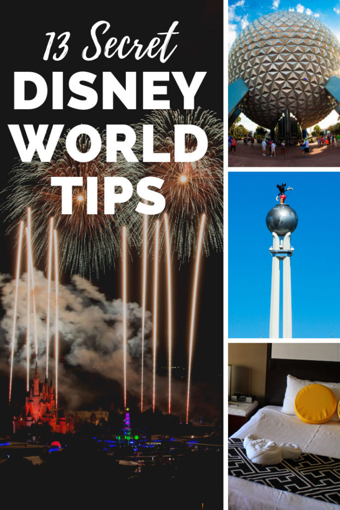 13 Secret Disney World Tips You Need To Know
