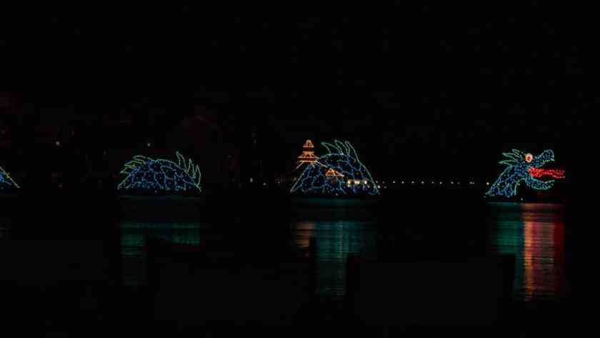 Electric Water Pageant - Disney World Secrets