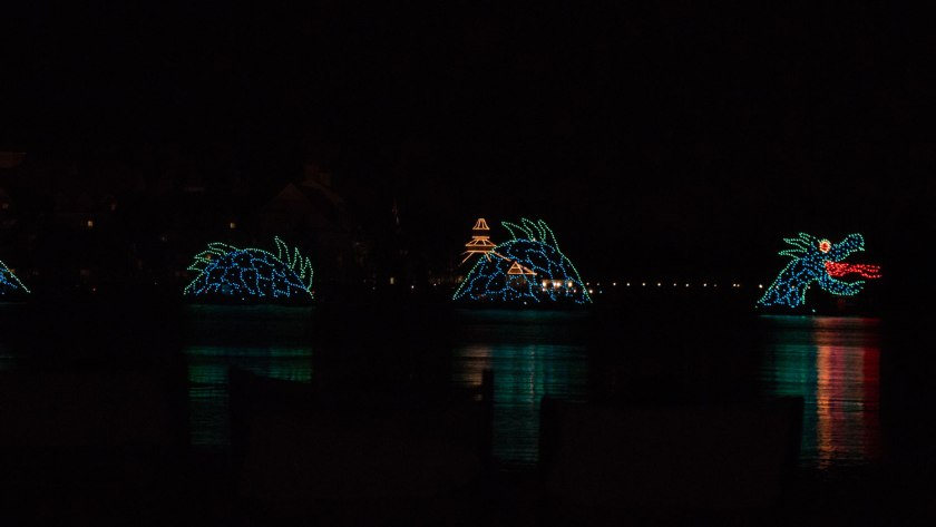 Electric Water Pageant - Disney World Secrets