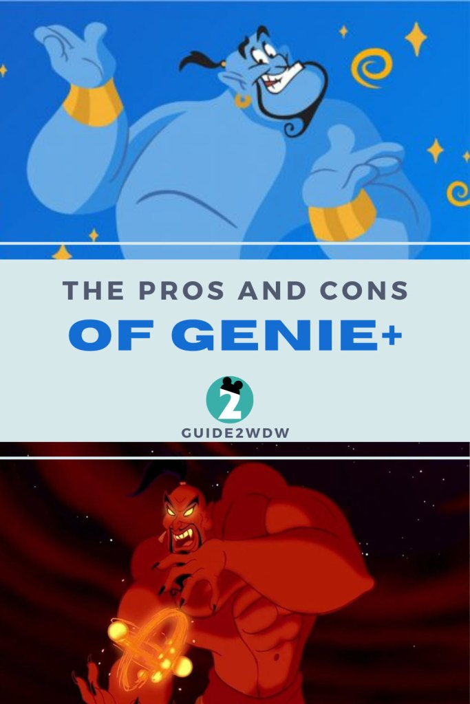 Pros and Cons of Genie+