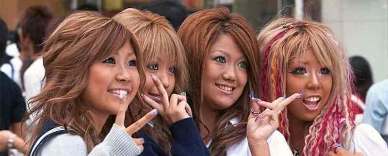 Kogaru: Les Cagoles Japonaises